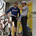 734 Départ Montbéliard 2ème étape Tour de Romandie