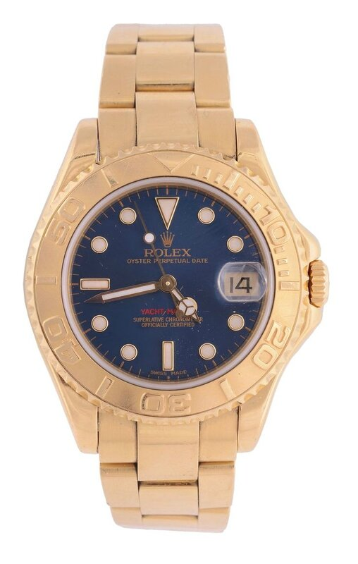 Rolex, Oyster Perpetual Date, Yacht Master