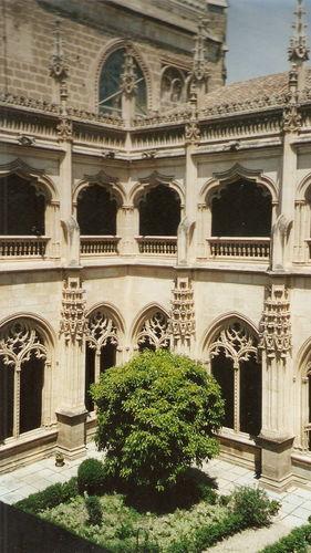 Tolède-San Juan de Los Reyes cloître