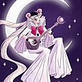 Sailor moon/pierrot