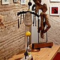 J.France, sculptures