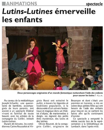 article presse Bitche 11