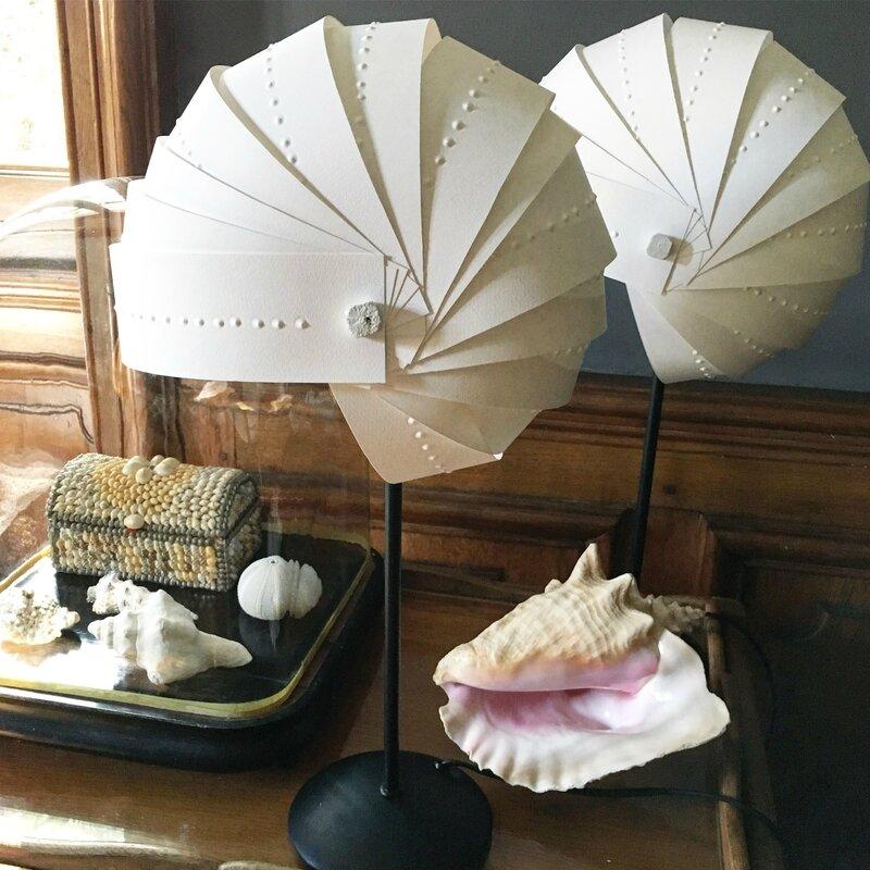 lampe nautilus marie claire idées