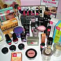 Mes soldes 2012 : sephora, marionnaud, kiko, the body shop...etc