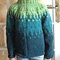 Les islandais sont des gens un peu fous, ils coupent leurs tricot !!!