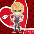DRRR_Shizuo_Chibi__METAL_HEART_by_KuroKitteh