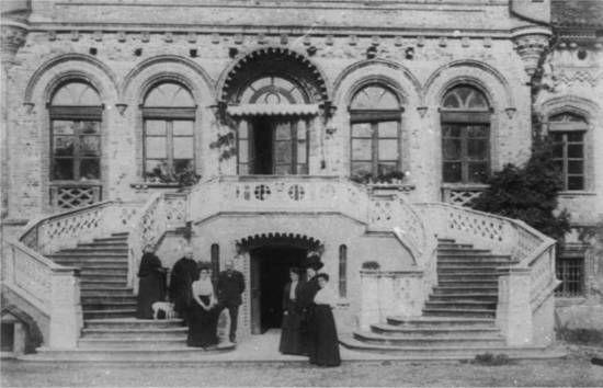 Urbex Villa Castello