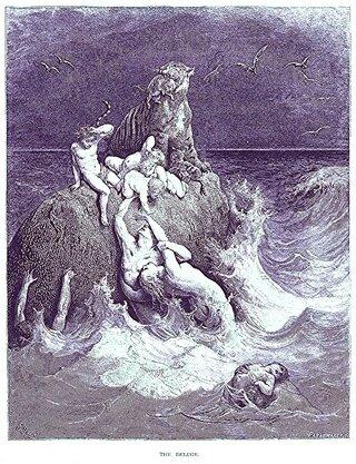 Déluge-Gustave Doré