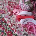 Pink & Red Liberty's