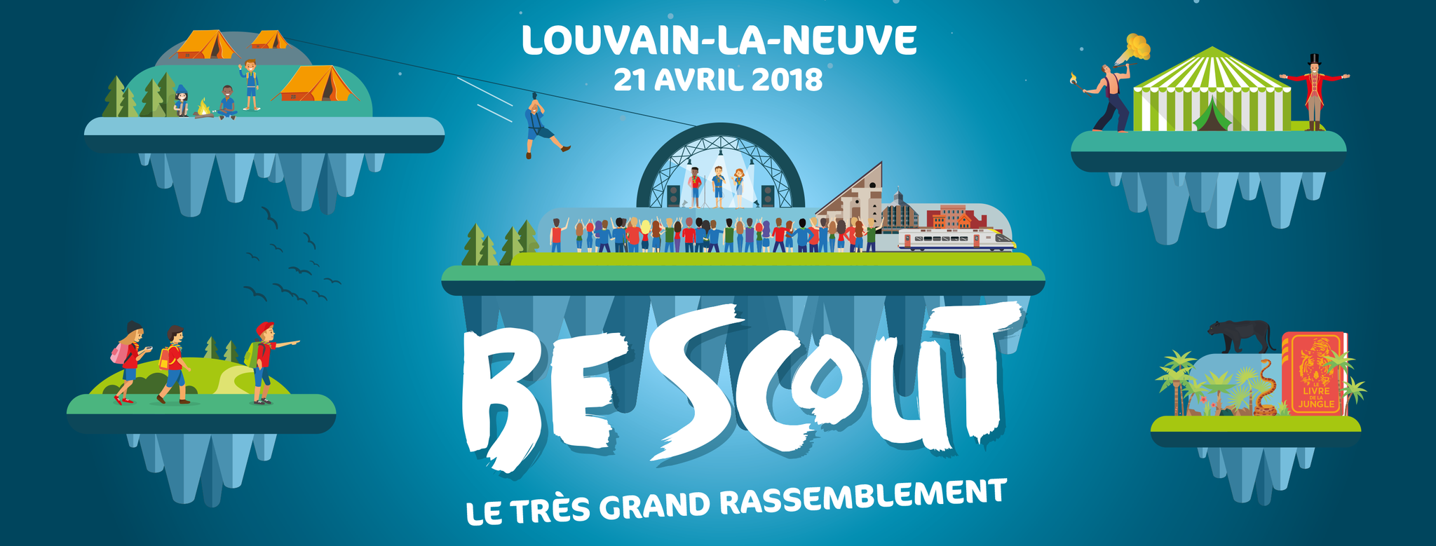 Image result for logo du bescout