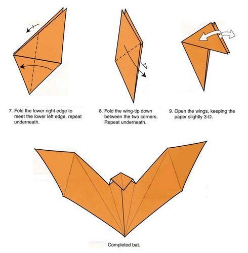 origami bat 2
