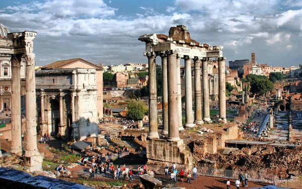 Rome-the-City-of-the-Seven-Hills