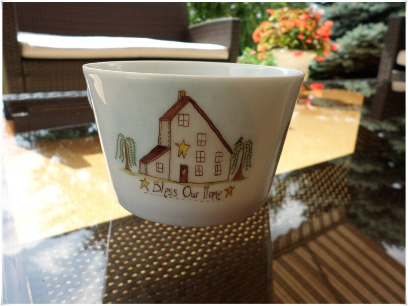 Tasse Sweet home2