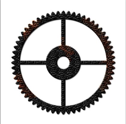 la roue dentee
