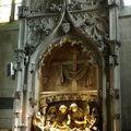 L'intérieur de Notre Dame la Grande