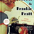 Le journal de frankie pratt de caroline preston