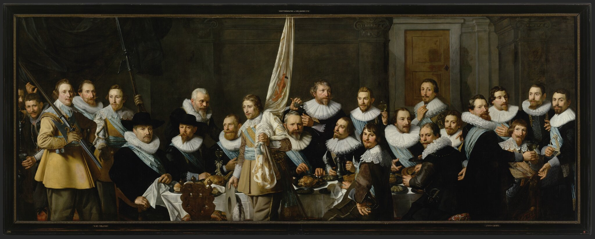 'Portrait Gallery of the Golden Age' at Hermitage Amsterdam