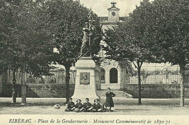 Ribérac (8) 1870