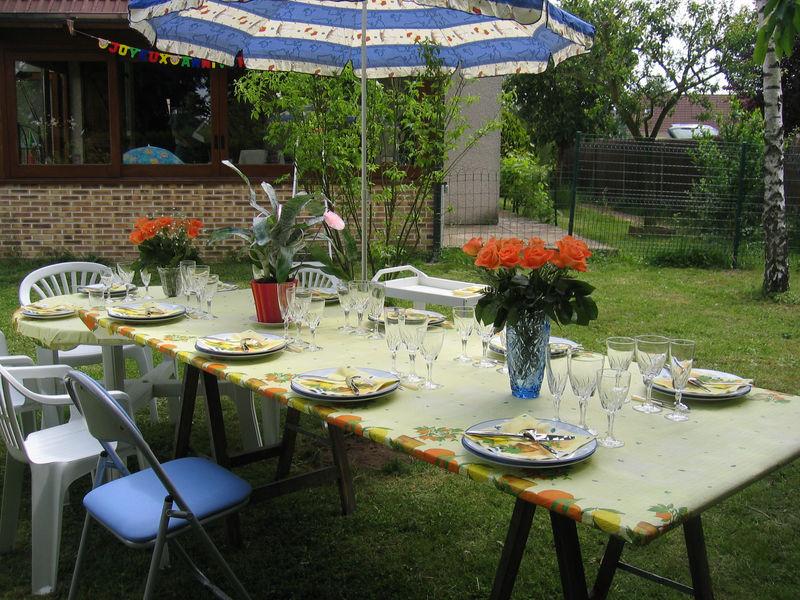 Table pour mon anniversaire 2008 photo de tables d cor es ma p 39 tite cuisine moi - Ma p tite cuisine ...