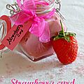 Strawberry curd light (sans beurre)
