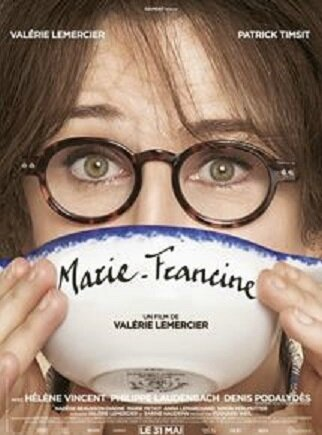 Marie Francine Affiche