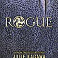 Rogue [talon #2] de julie kagawa