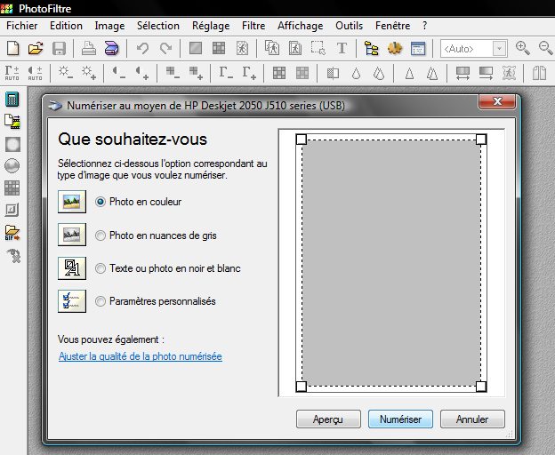 comment scanner un document et le modifier