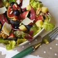 Salade d'automne mi-figue mi-raisin