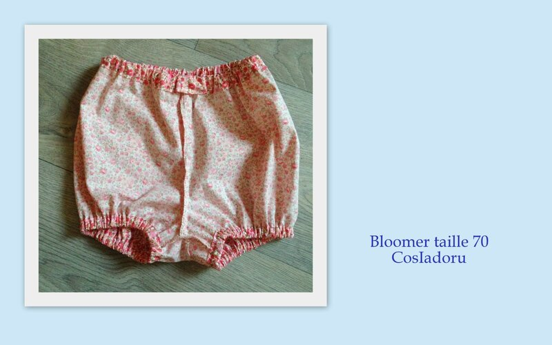 Bloomer taille 70b