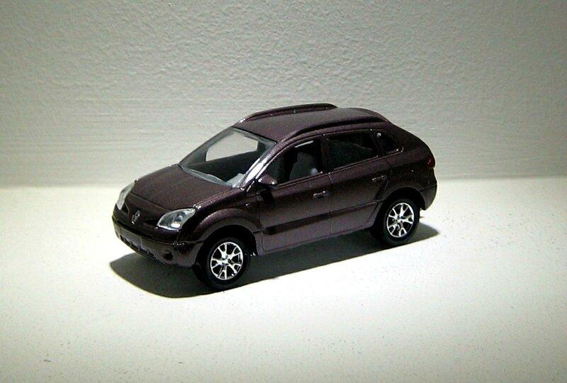 Renault koleos de 2008 (Norev)