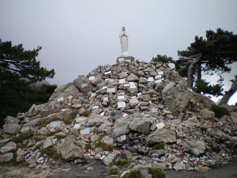 9-Bavella-Notre Dame des Neiges