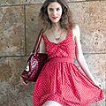 M401 - la robe rouge
