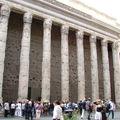Rome, le temple d'hadrien
