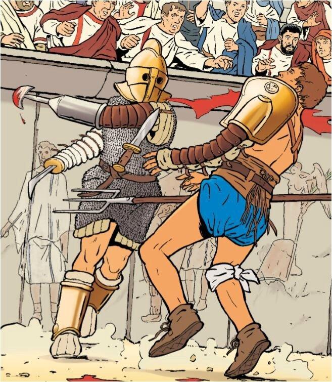 gladiateurs 3