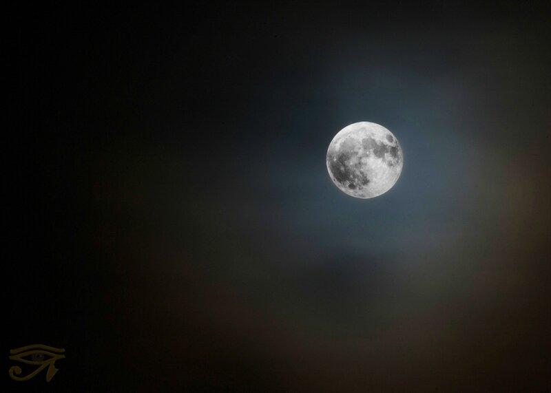 Se confier à la lune