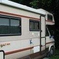 le camping car de mes parents