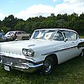 Pontiac super chief catalina 4door hardtop sedan 1958