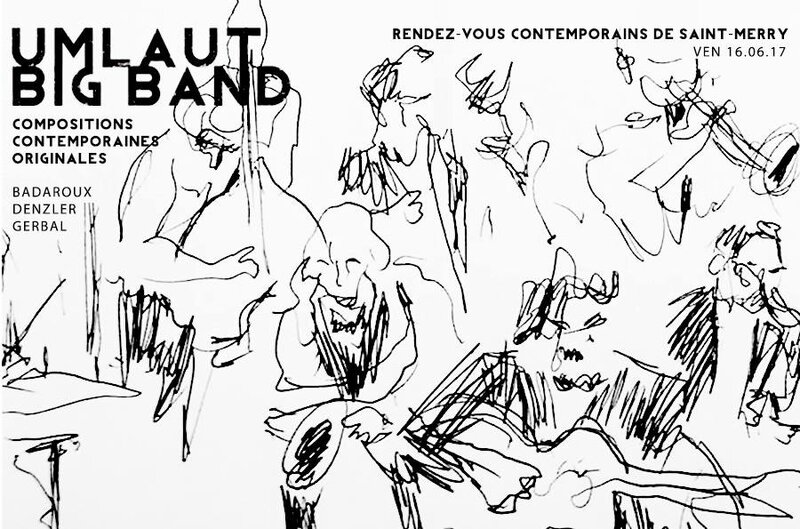Umlaut Big Band 16 juin 17