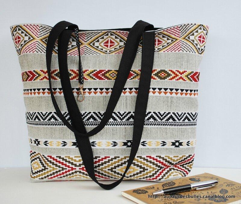sac cabas ethnique 12