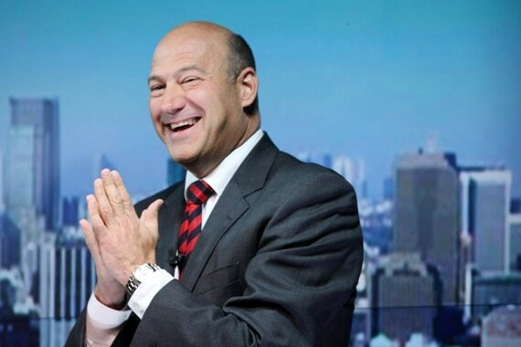 Gary-Cohn from Goldmans Sachs to the White house