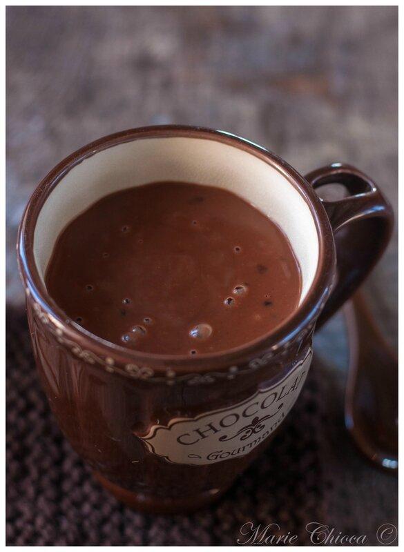 chocolat chaud bien épais comme en Italie 2-2