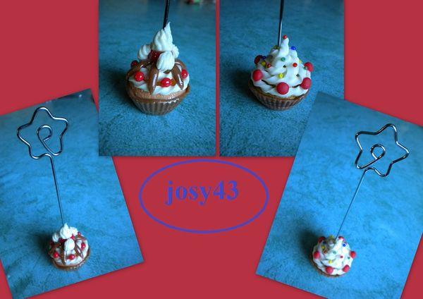 cup cakes porte-photo b