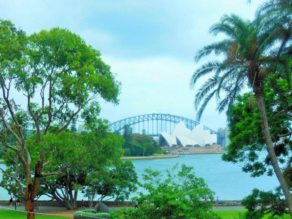 Un petit tour en Australie
