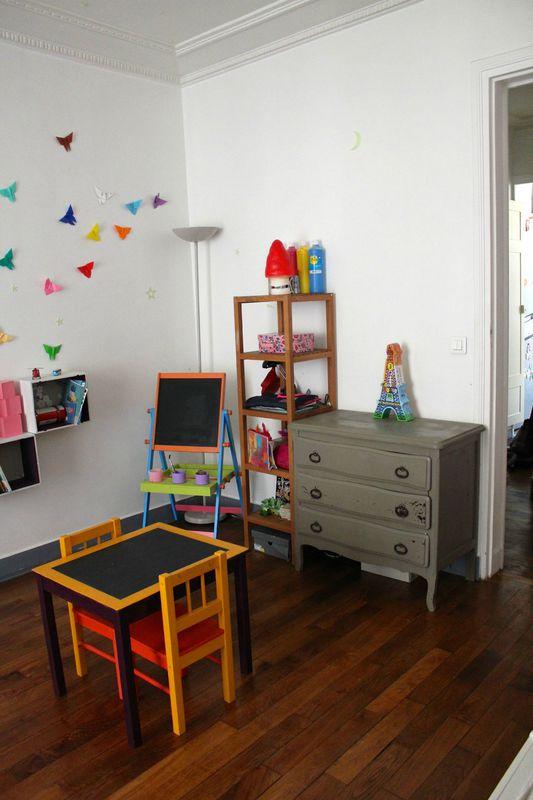 Montessori et cie la chambre de tha s fairy 39 s fabrics for Deco chambre bebe montessori