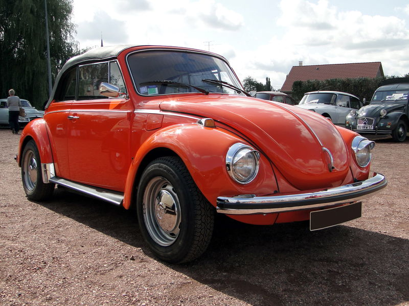 volkswagen coccinelle 1303 ls cabriolet oldiesfan67 mon blog auto. Black Bedroom Furniture Sets. Home Design Ideas