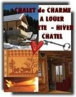 COEUR DE CI DEL0 CHALET