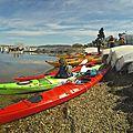 952 - Escale à Sète en kayak de mer (26/03/16)