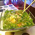 Soupe vietnamienne aux crevettes
