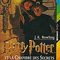 Harry potter et la chambre des secrets, de j.k.rowling - challenge geek, semaine halloween ...
