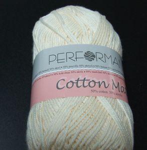 cotton mate écru